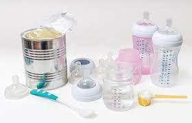 شیر خشک برای کودکان