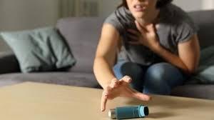 مقابله با بیماری آسم