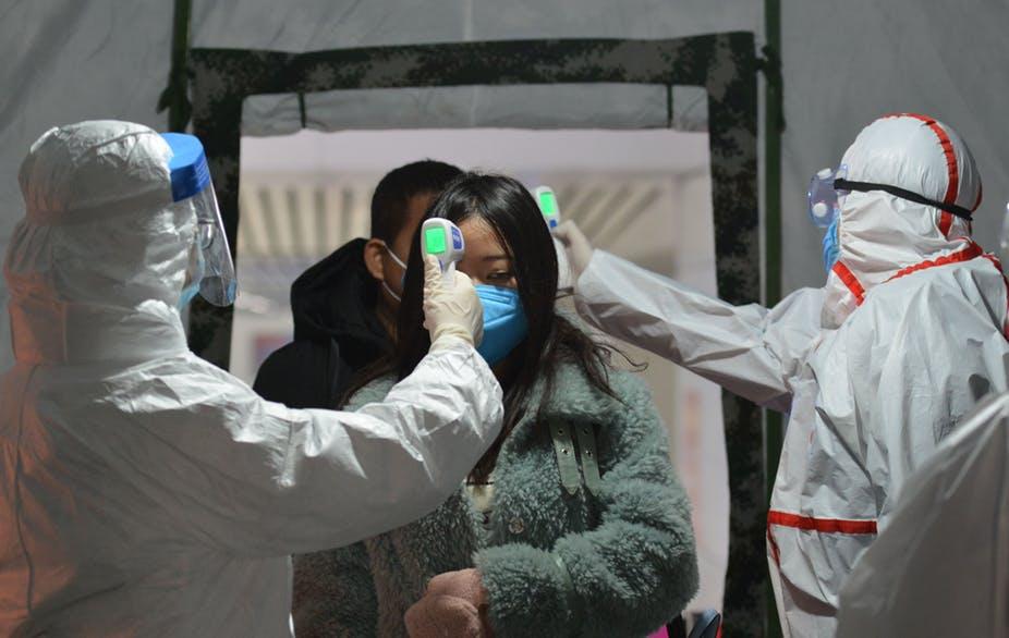 محافظت از ویروس کرونا