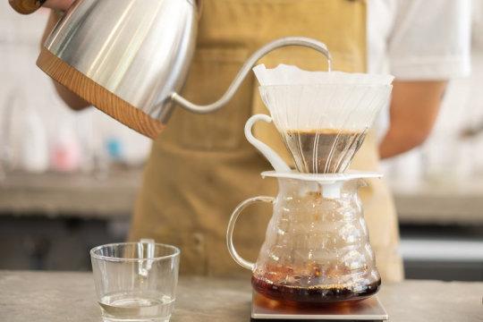 درست کردن قهوه سالم