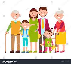 افراد با سن های مختلف