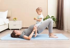 ورزش و شیر مادر
